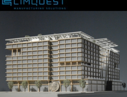 3D Printing Architectural Models Reduces Time & Cost