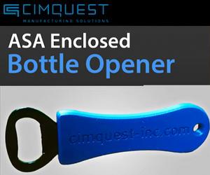 3D printing ASA Enclosed Bottle Opener
