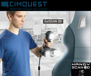 New 3D Scanners from Creaform