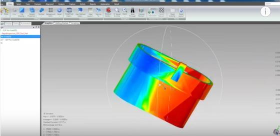3D IRIS offers a diverse range of inspection services