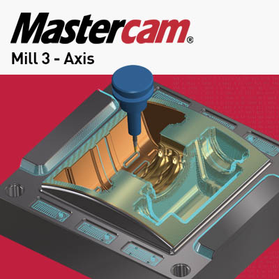 Mill 3 axis