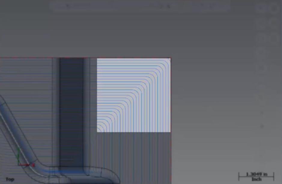 Mastercam 2018 Hybrid Smoothing