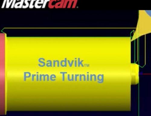 Sandvik Prime Turning Install