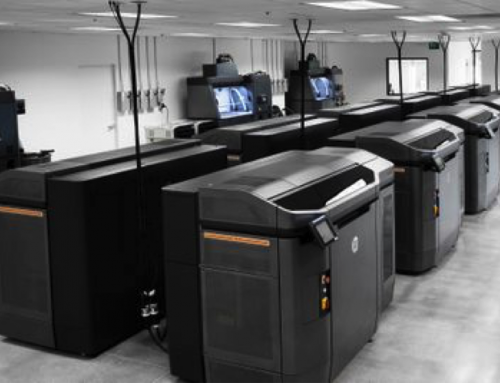HP Accelerates the Path to Industrial 3D Manufacturing