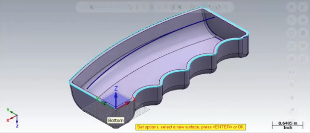 Mastercam 2018 Edge Curve Enhancements