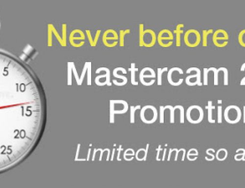 Current Mastercam 2018 Promotions