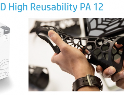 HP 3D High Reusability PA 12