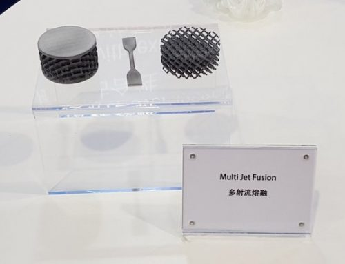 Lubrizol Introduces First 3D Printing Materials