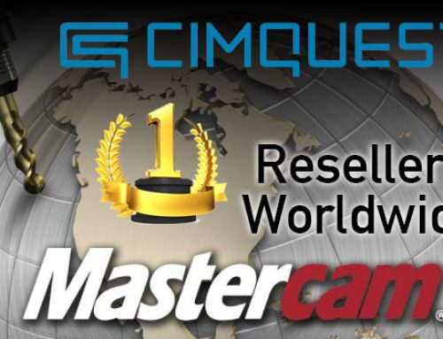 Cimquest Named Top Mastercam Reseller in the World