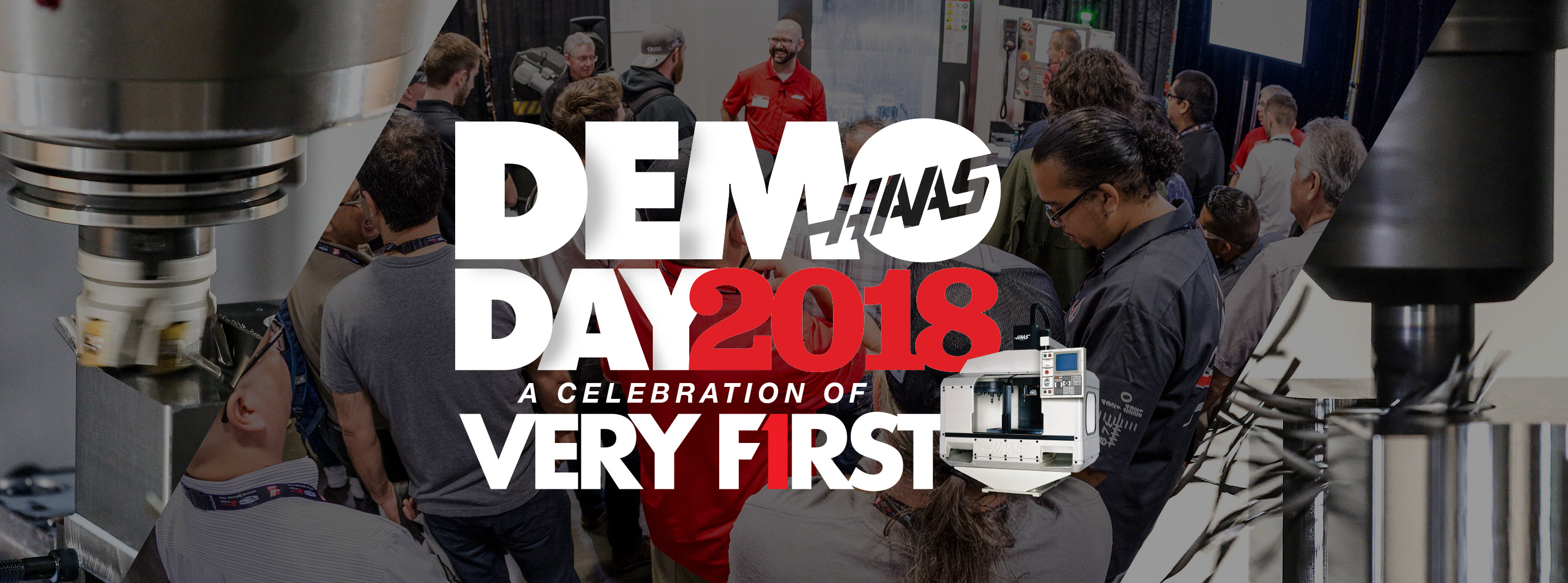 Haas Factory Outlet Demo Day