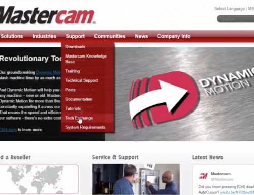 Mastercam Tech Exchange