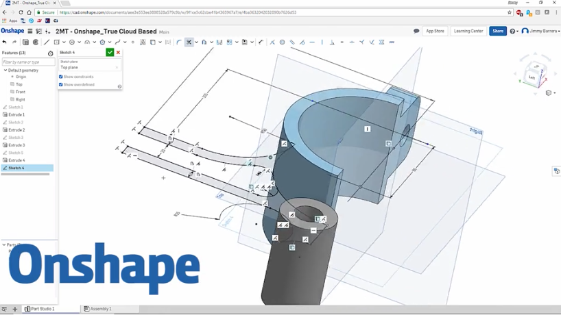 Onshape Cloud-based CAD
