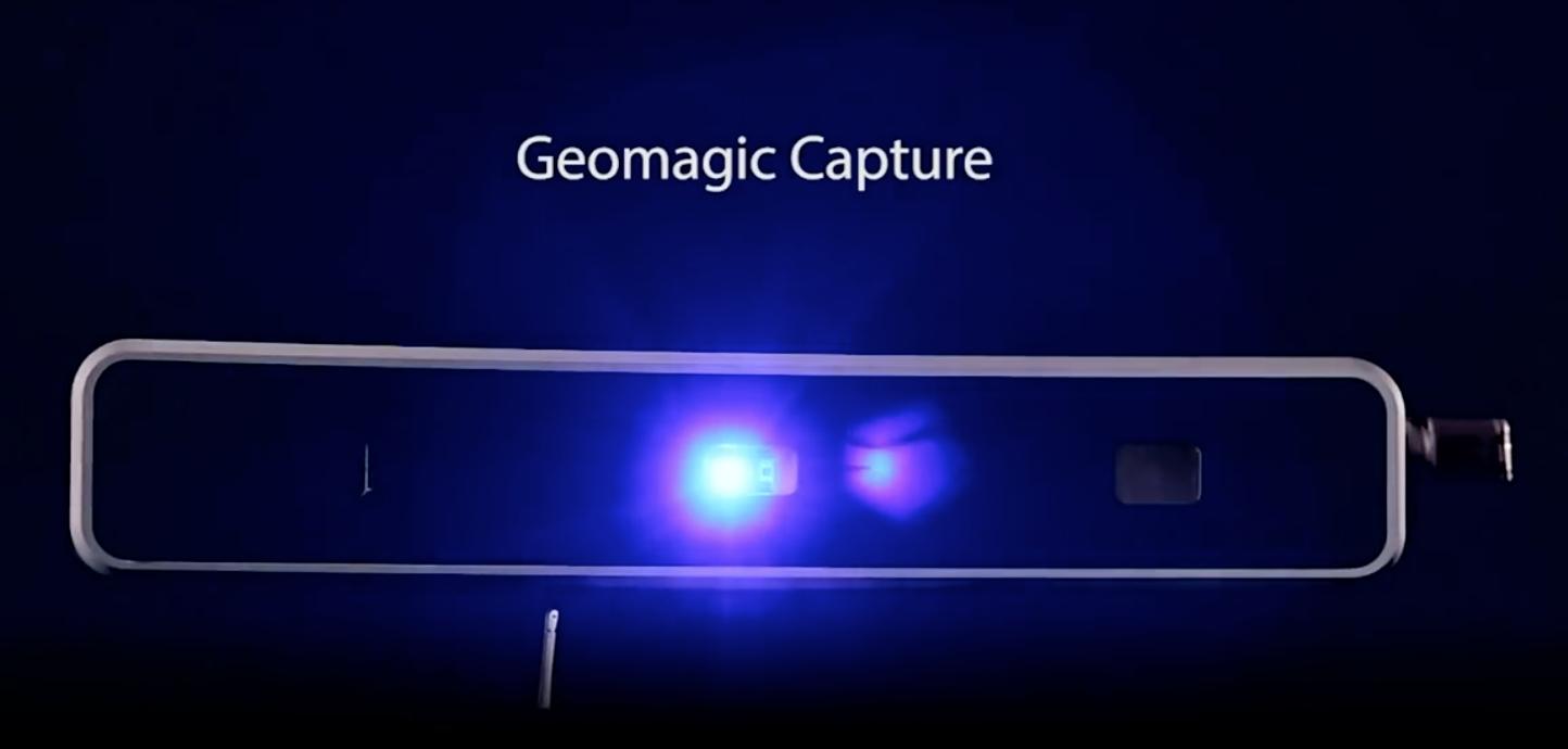 Geomagic Capture Scanner – Cimquest Inc , Manufacturing Solutions