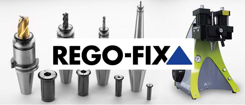 Rego-Fix PowRgrip Tool Holders