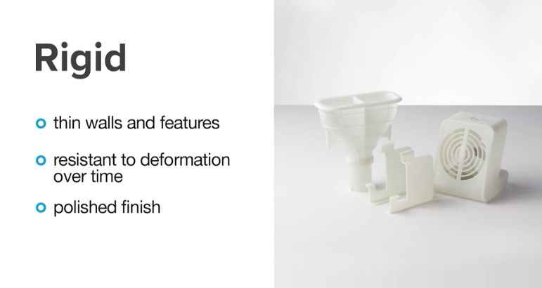 Form 2 3D Printing Engineering Materials