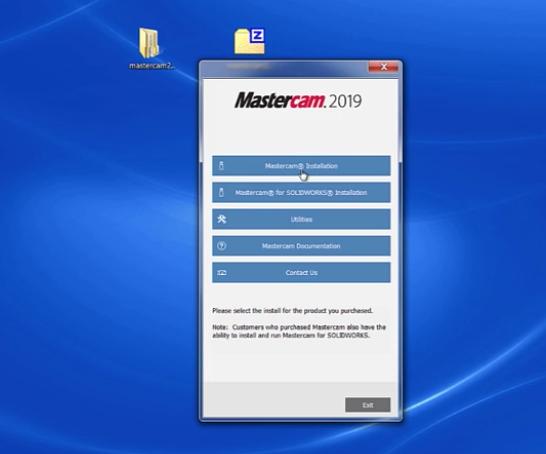 Mastercam 2019 Install Tips