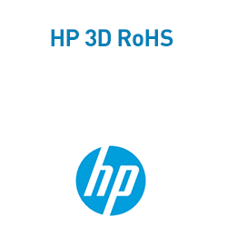 HP 3D RoHS