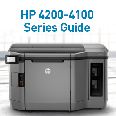 HP 4200-4100 Series Guide
