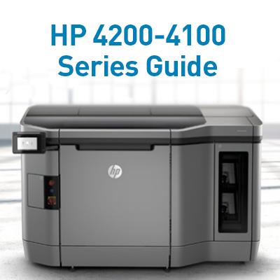 HP 4200-4100 Series Guide