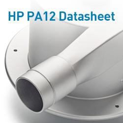HP PA12 Datasheet