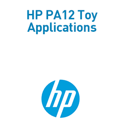 HP PA12 Toy Applications
