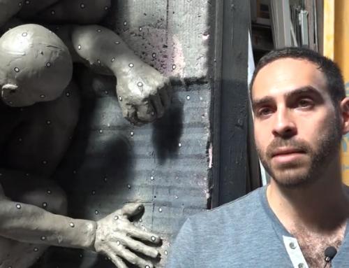 Customer Spotlight – Miguel Horn sculptor