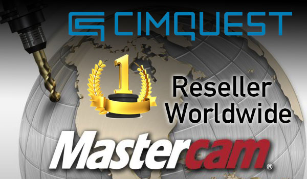 Cimquest Named #1 MC Reseller in the World