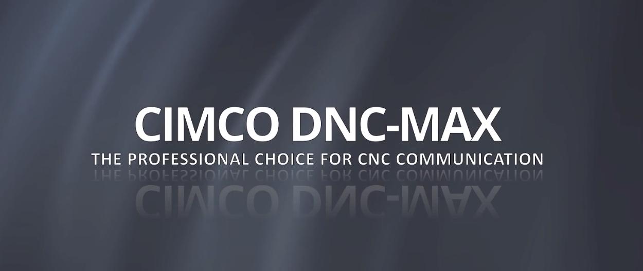 Cimco DNC-Max