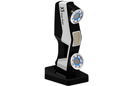 FreeScan X5 Handheld 3D Laser Scanner