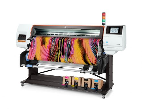 HP Develops New Digital Textile Printers Using Additive Manufacturing