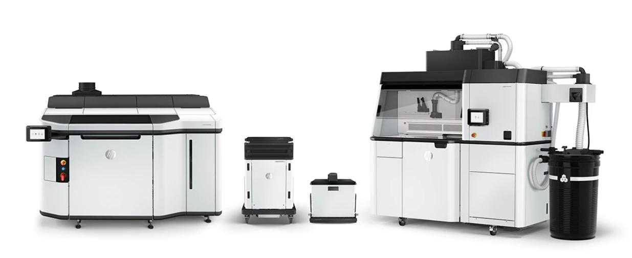 HP Jet Fusion 5200 Series 3D printer