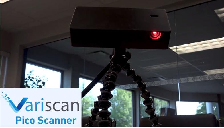 Variscan Pico 3D Scanner