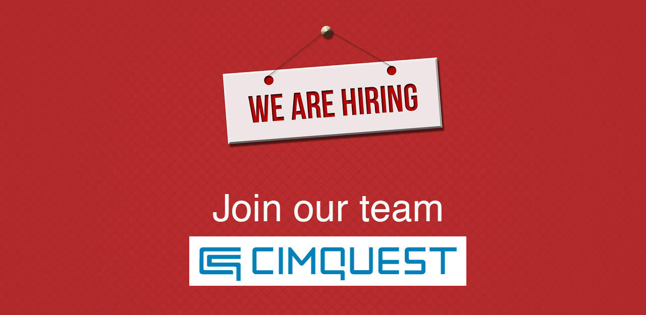 Job Openings at Cimquest
