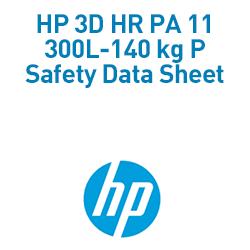3D HR PA 12 300L-130 kg P Material