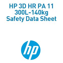 HP 3D HR PA 11 300L-140kg Material