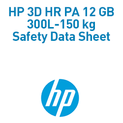 HP 3D HR PA 12 GB 300L-150 kg Material