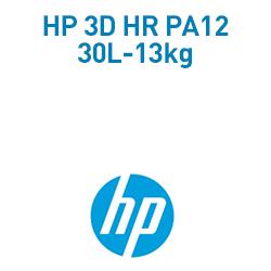 HP 3D HR PA12 30L-13kg