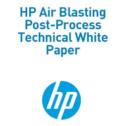 HP Air Blasting Process