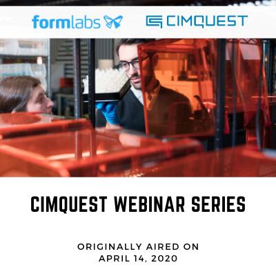 Formlabs Webinar on Demand