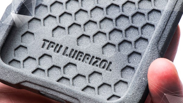 Lubrizol's Powder TPU for 3D Printing