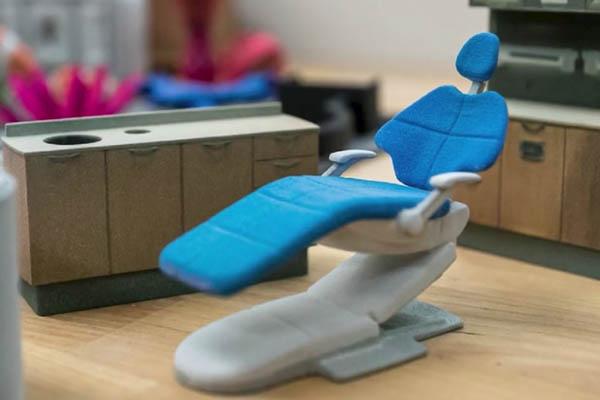 3D Printing for Dental Equipment Development