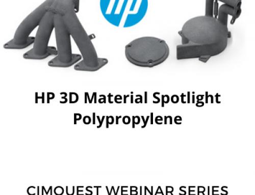 HP 3D Material Spotlight: Polypropylene