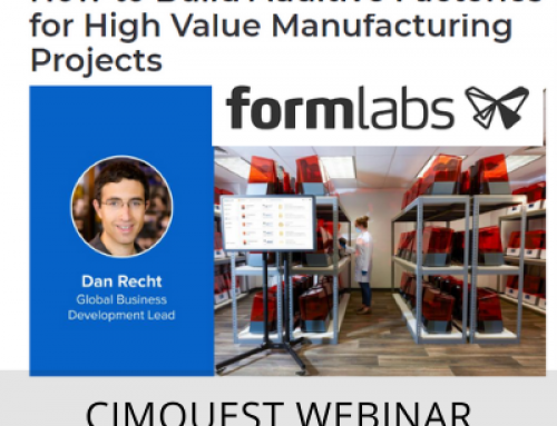 Formlabs Introducing Factory Solutions: How to Build Additive Factories for High-Value Manufacturing Projects