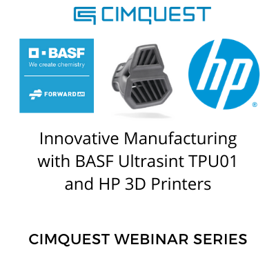 Innovative Manufacturing with BASF Ultrasint TPU01 and HP 3D Printers