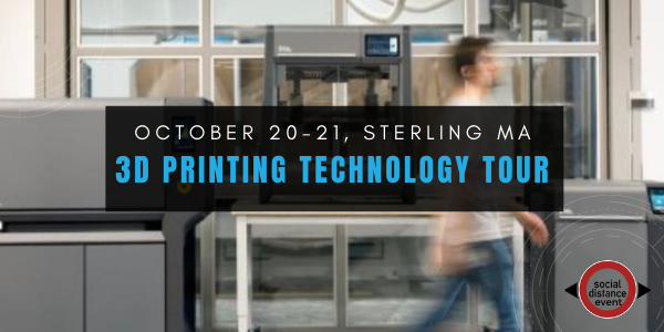 3D printing technology tour ma