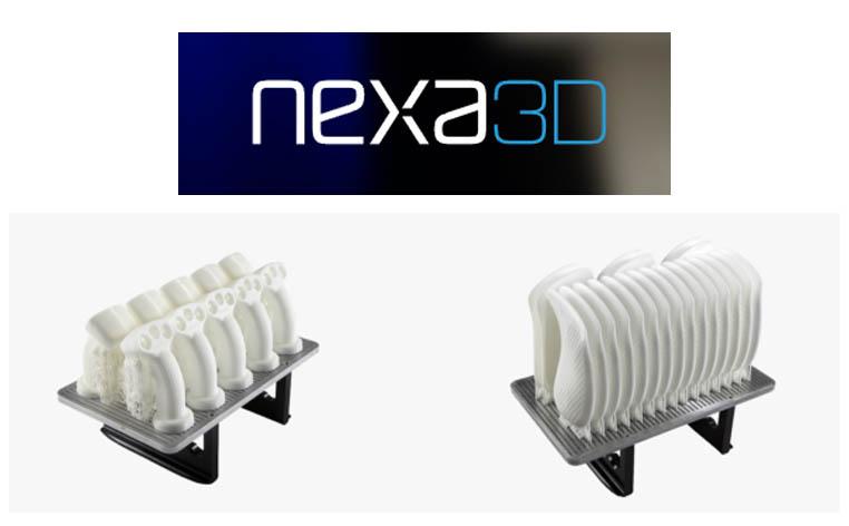 Nexa3D xCE-White material