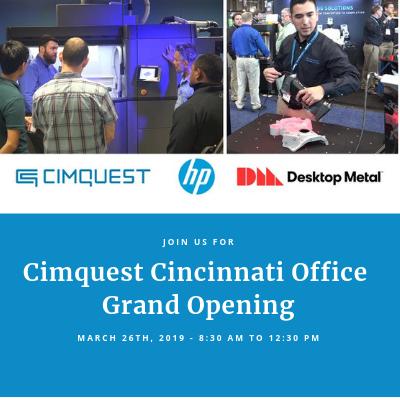 Cimquest Ohio office opening