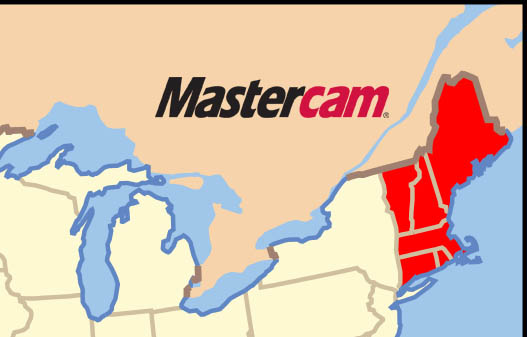 Mastercam Territory Expands Again