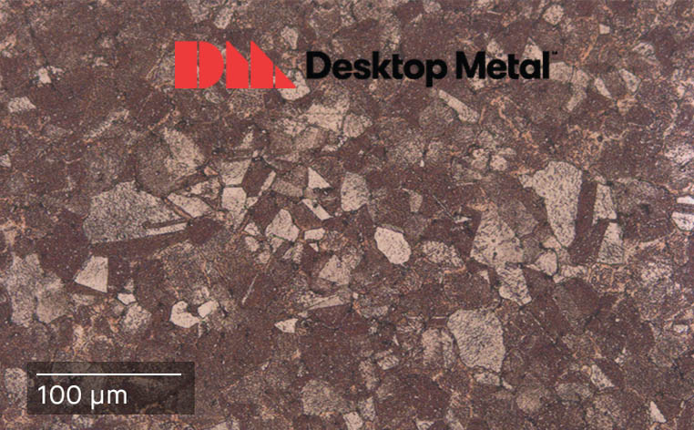 Desktop Metal Expands Its Materials Library With Pure Copper