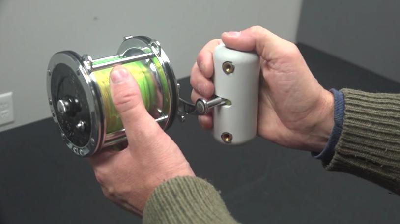 Reverse Engineering fishing reel